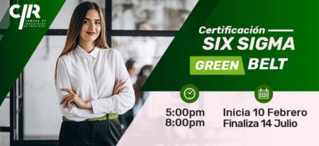 Certificación SIX SIGMA GREEN BELT