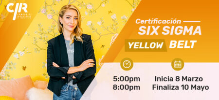 CERTIFICACIÓN SIX SIGMA YELLOW BELT