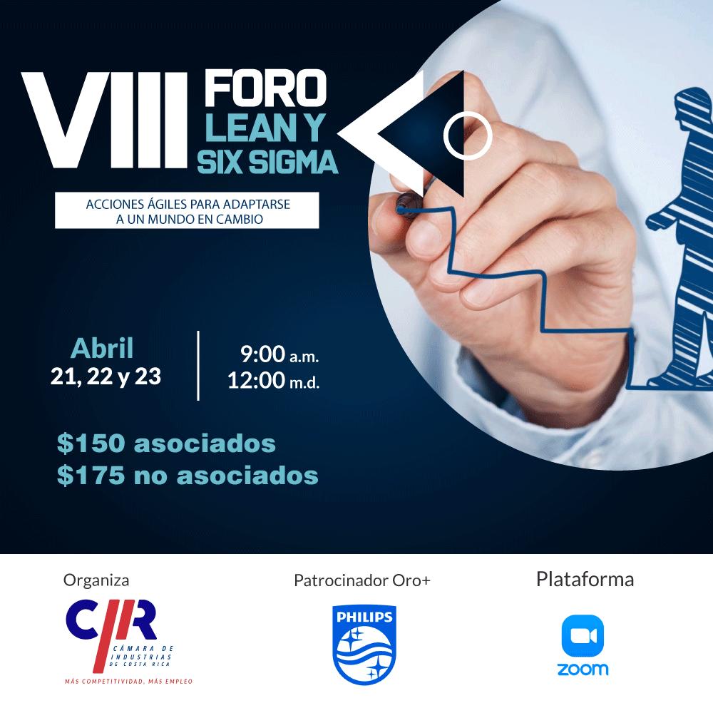 Foro-Lean-Six-Sigma-abril CICR Costa Rica