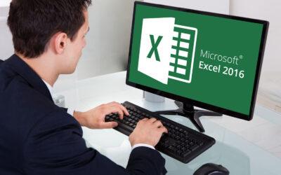 Programa EXCEL COMPLETO 2016
